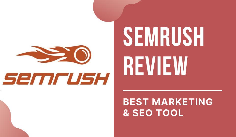 SEMRush SEO and keyword research tool